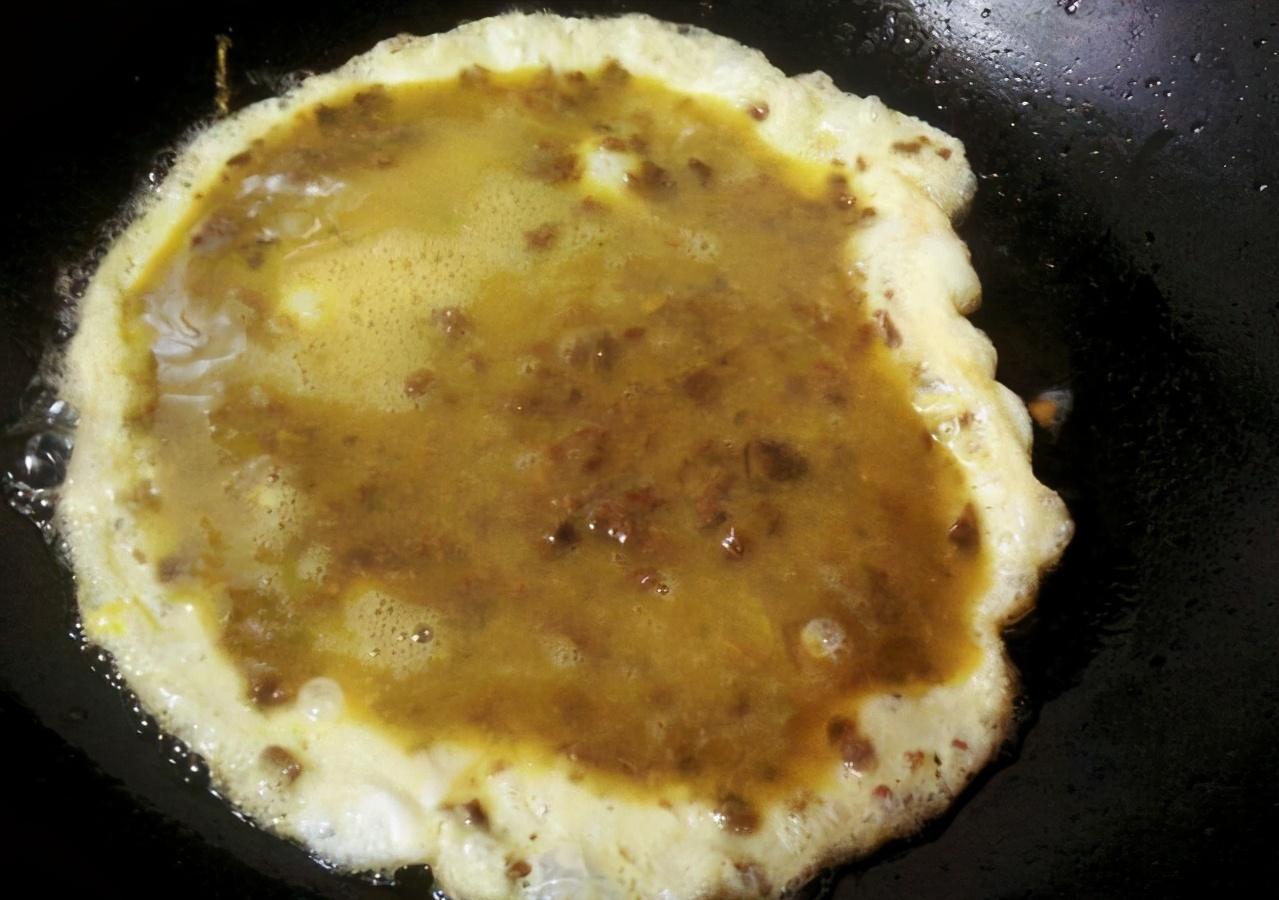 潮汕菜脯蛋——这里有最全的做法我不允许你学不会 美食做法 第5张