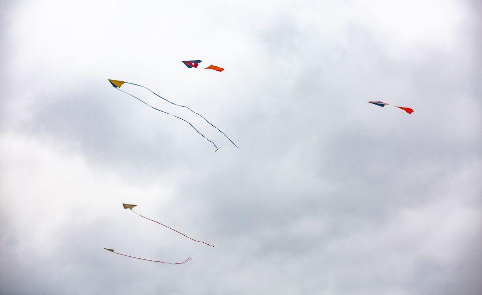 2020年全国航空模型公开赛(商洛站)于昨日在丹凤正式起航