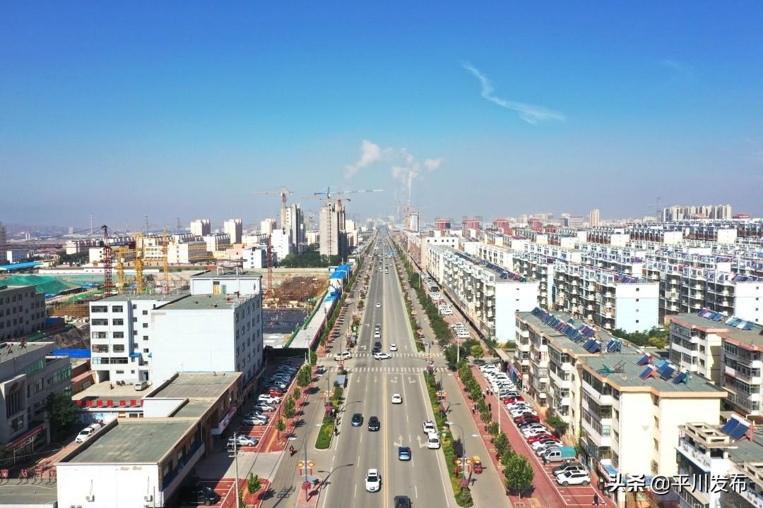 文明花开幸福城--平川区创建全国文明城市工作综述