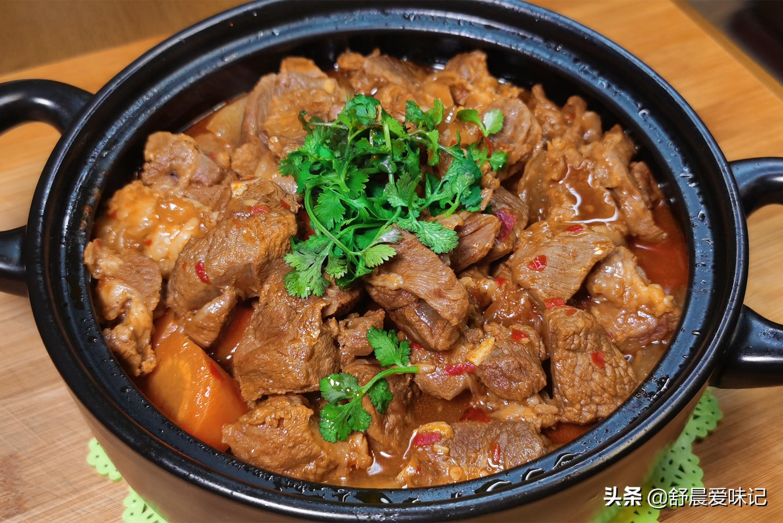 无肉不欢!6道肉菜的家常做法,好吃又解馋,人人夸你是大厨 美食做法 第2张