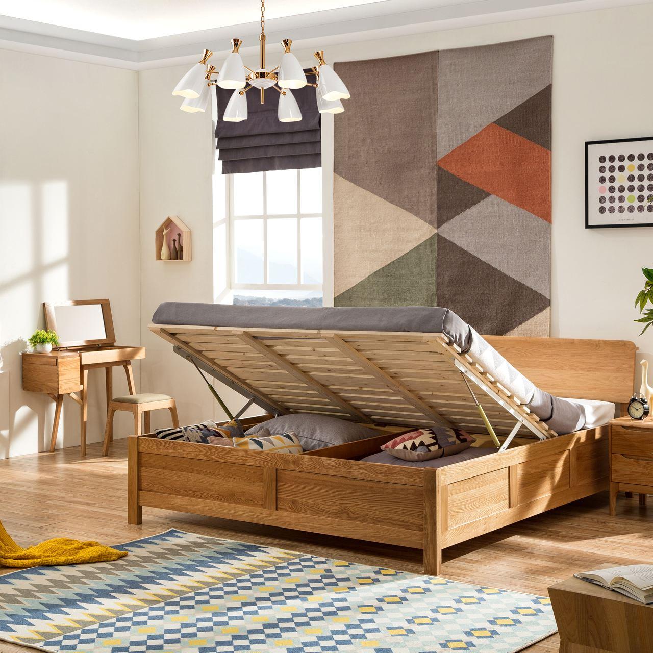 巧用卧室收纳技巧,用好这6种方式,让你家的卧室也会变大