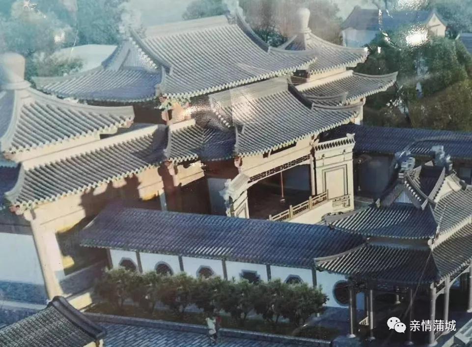"""蒲城兴镇""""古旌仕坊""""历史文化街区建设构想"""