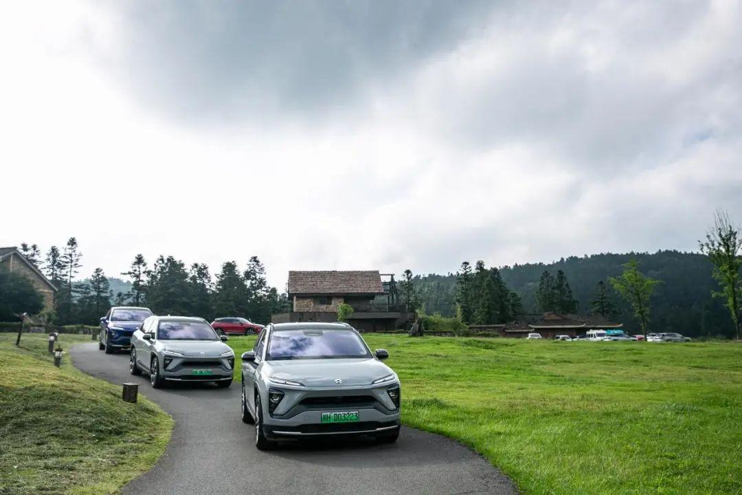 新车平均售价超过40万,为何蔚来依然屡创销量新高?