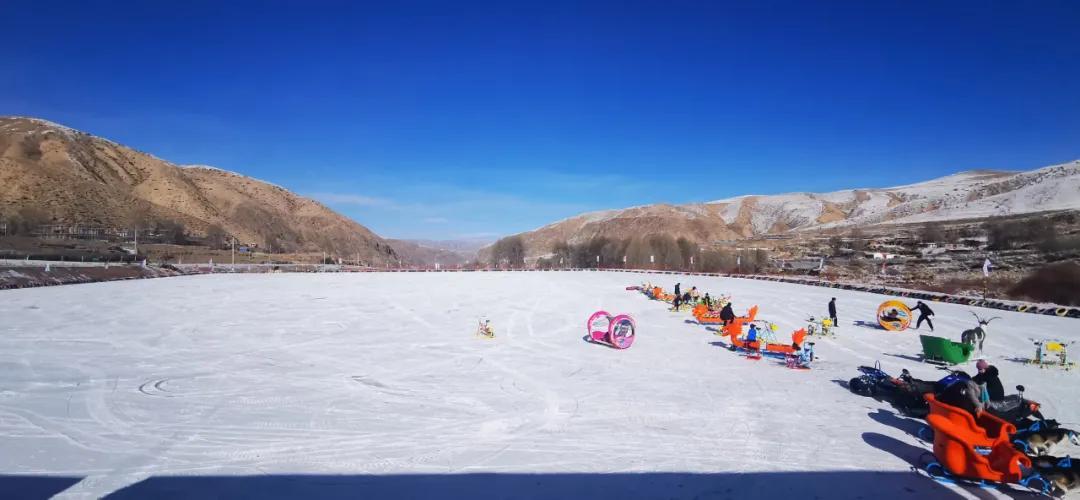 冬天的正确打开方式:就在武威这几处冰雪世界