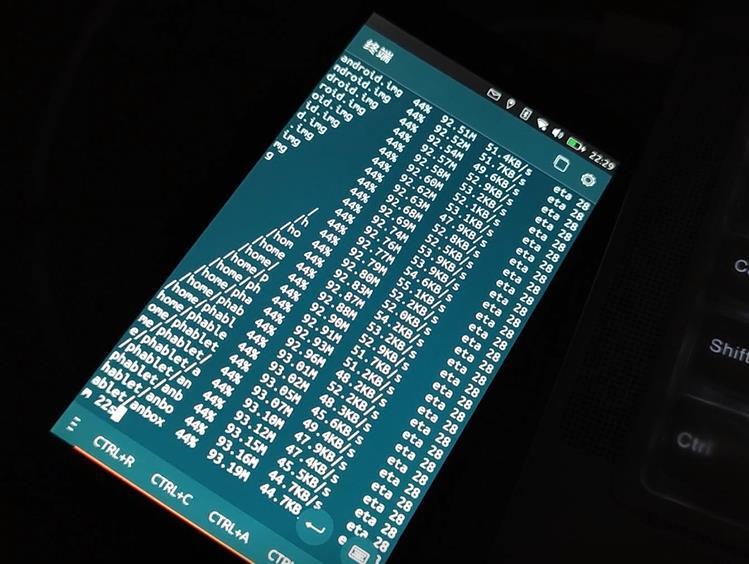 Ubuntu Touch 系统 安装Anbox安卓模拟器教程