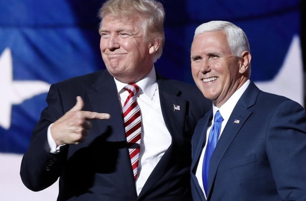彭斯:美国人民可以相信,特朗普健康状况非常好,他有充沛精力