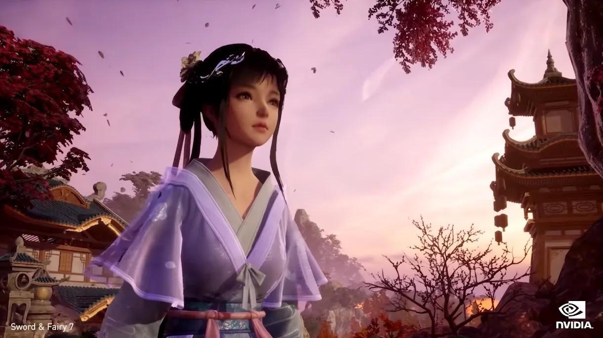《仙剑奇侠传7》新女性角色曝光
