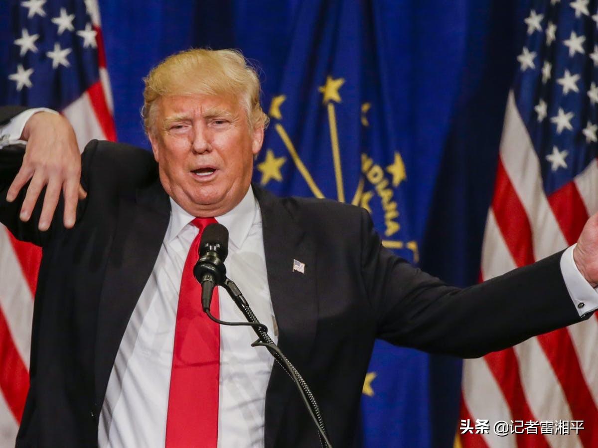"""特朗普过去3年遏制中国的馊主意 原来均出自这本""""红宝书"""""""