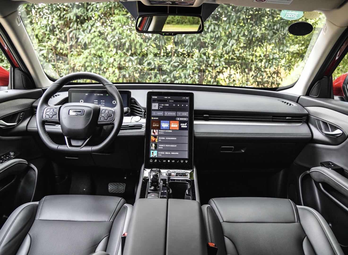 中国人买中国车—北京车展发布的两款自主家用SUV,有颜有料
