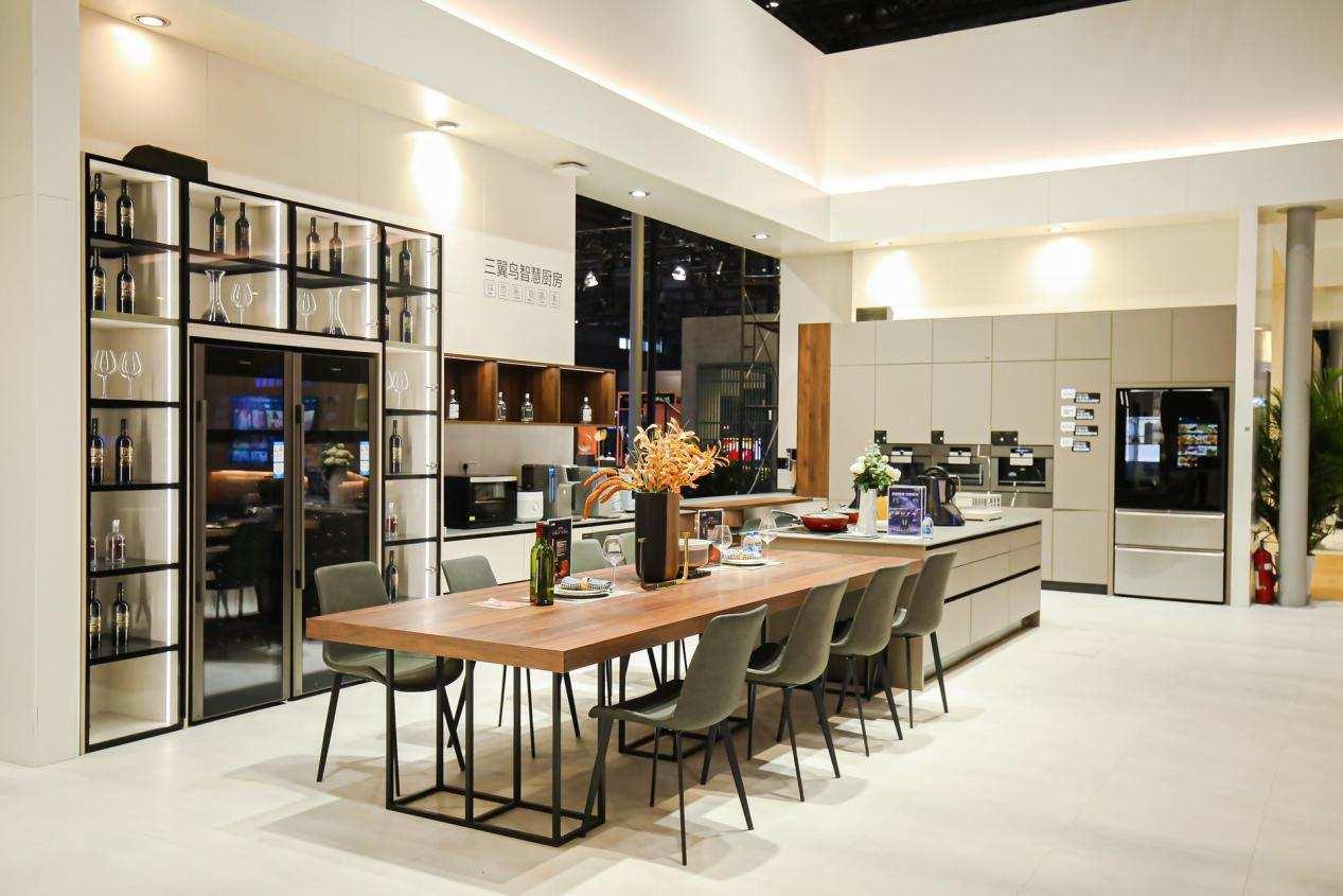 三翼鸟布局增速!已在全国148个城市落地厨房焕新服务