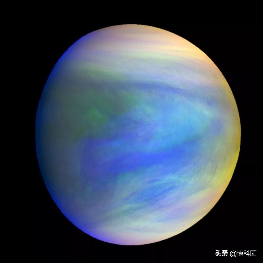 """金星:我太难了!神秘""""吸收器""""驱动着金星的反照率和气候"""