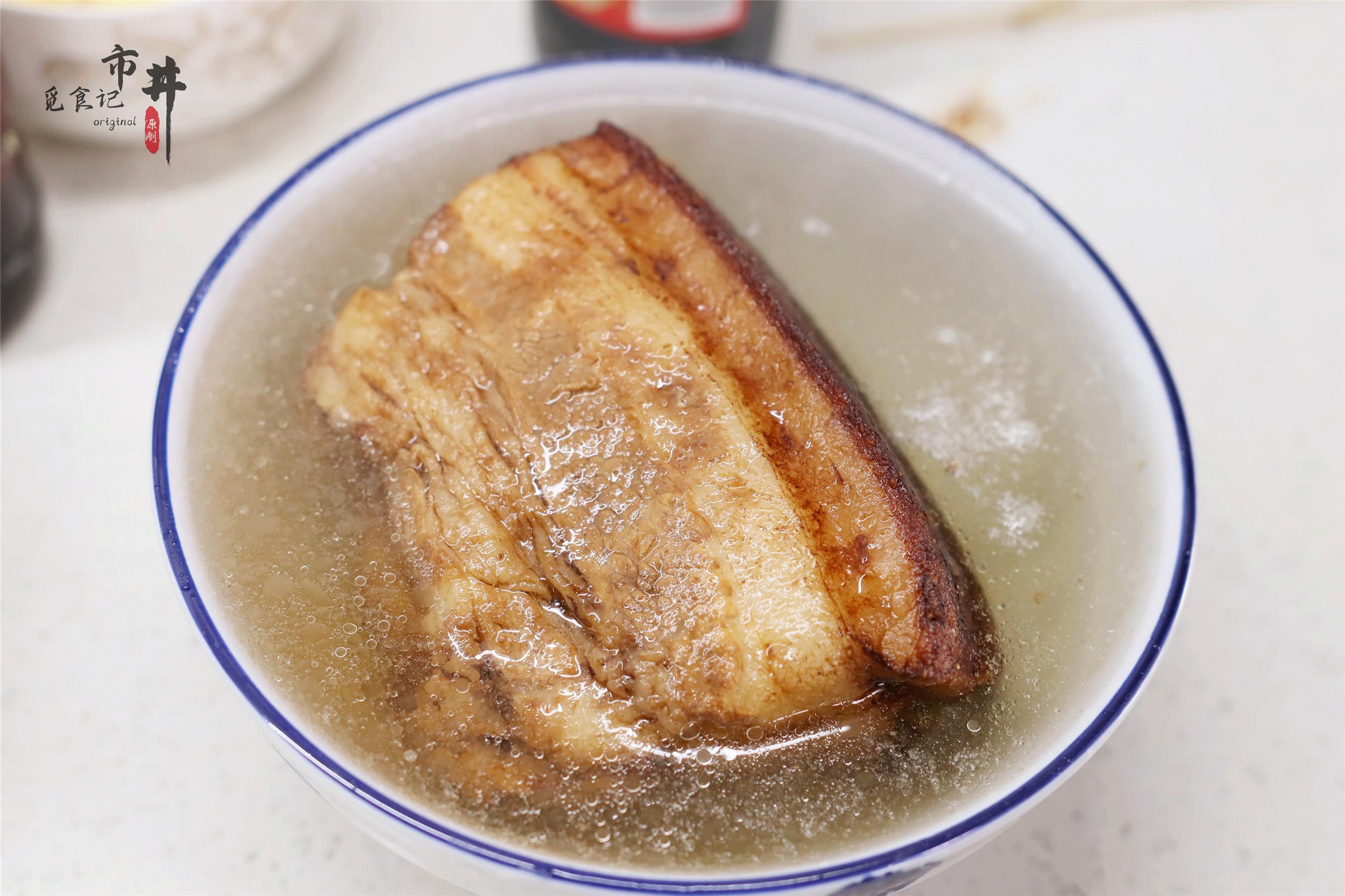蒸梅菜扣肉,3個關鍵步驟別少,軟爛香醇肥而不膩,怎麼做都好吃
