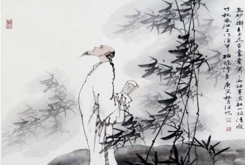 咬定青山不放松立根原在破岩中写的植物是什么