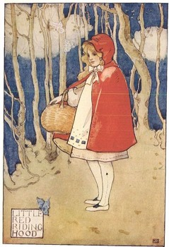 十大可怕的童话故事(名单)起源