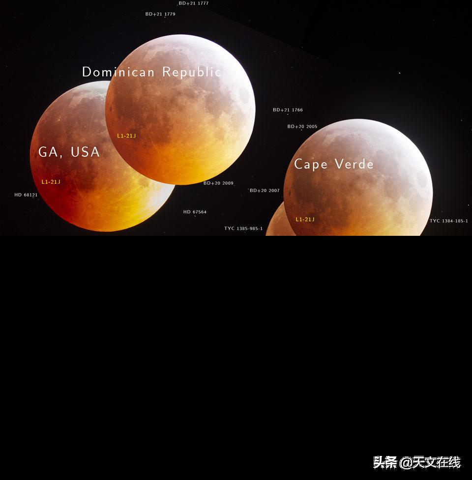 本周最佳7张天文美图,你喜欢第几张?