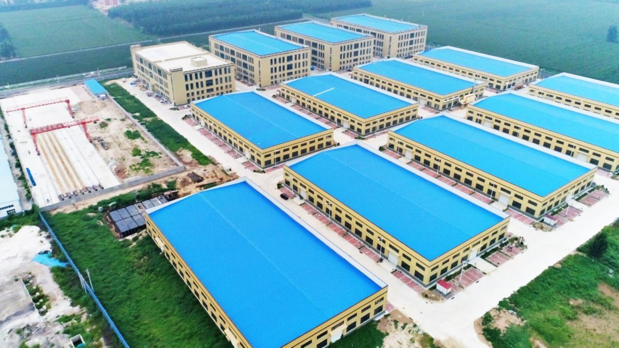 """紧盯前沿集群发展宁津县""""361""""产业体系加速推进新旧动能转换"""