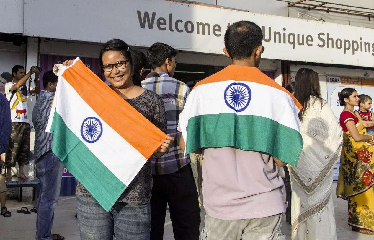 电商巨头的阿里面对印度也表无奈