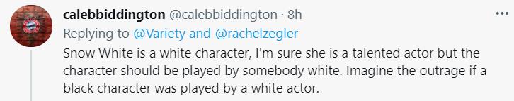 棕皮拉丁妹演真人版白雪公主,迪士尼被骂毁童年,全球网友气炸