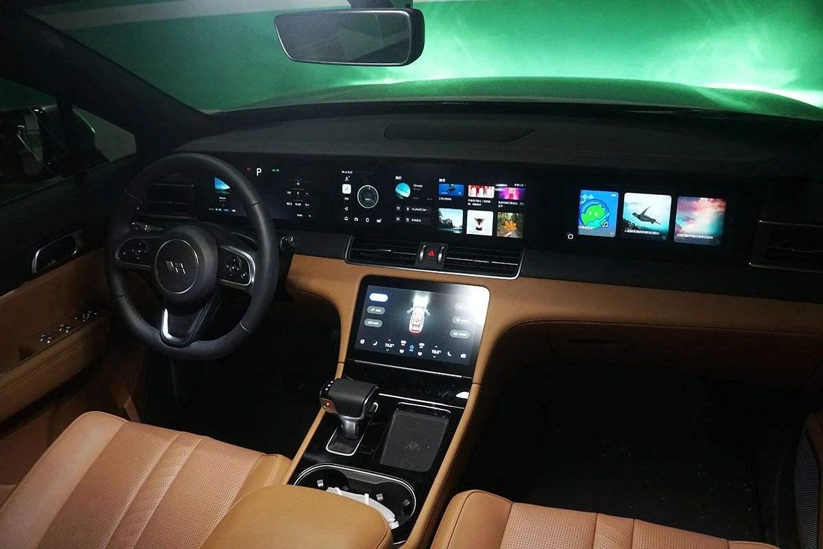 宝马ix3国产首发,但看了这两款车之后,你还觉得宝马先进吗?