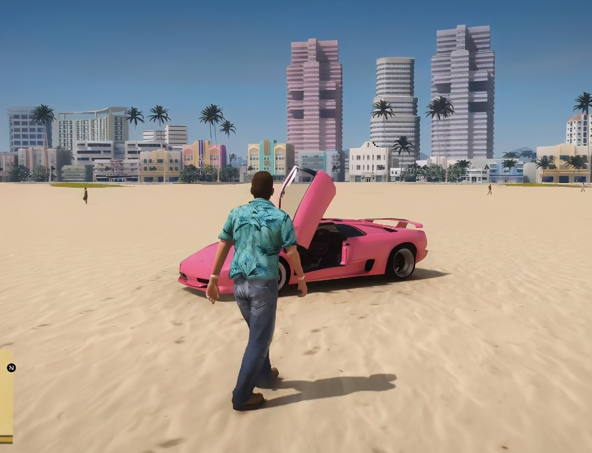 R星重置三部曲要来了,哪款《GTA》是你最期待的?渲染图曝光