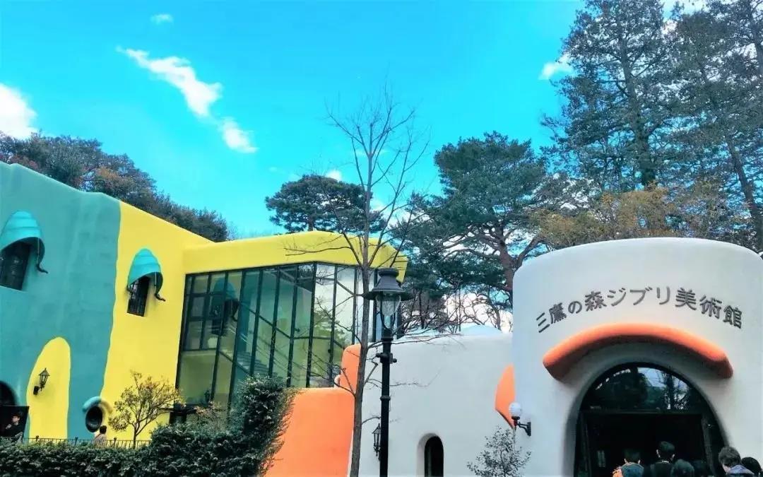 日本这些动漫博物馆可真是太治愈了
