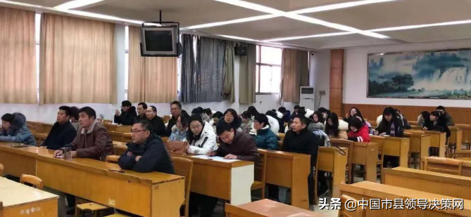 江苏建湖中专召开高职人才培养视导检查整改推进会