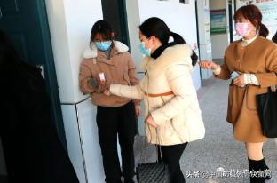 江苏阜宁县益林中心小学开展春季开学疫情防控演练活动