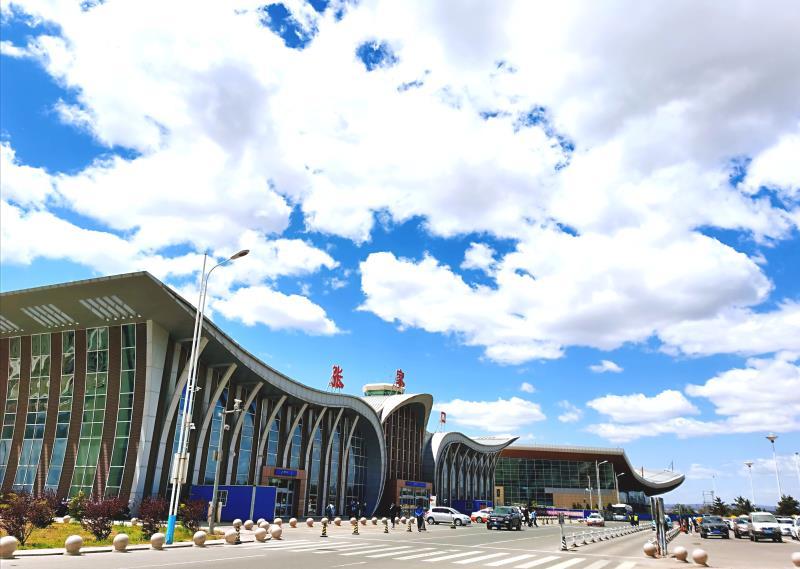 8月17日起,张家口机场新开至广州、哈尔滨航线