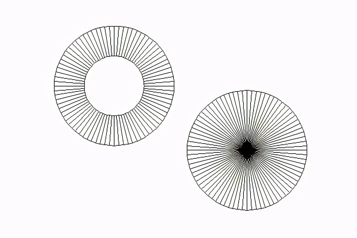AUTOCAD——圆环
