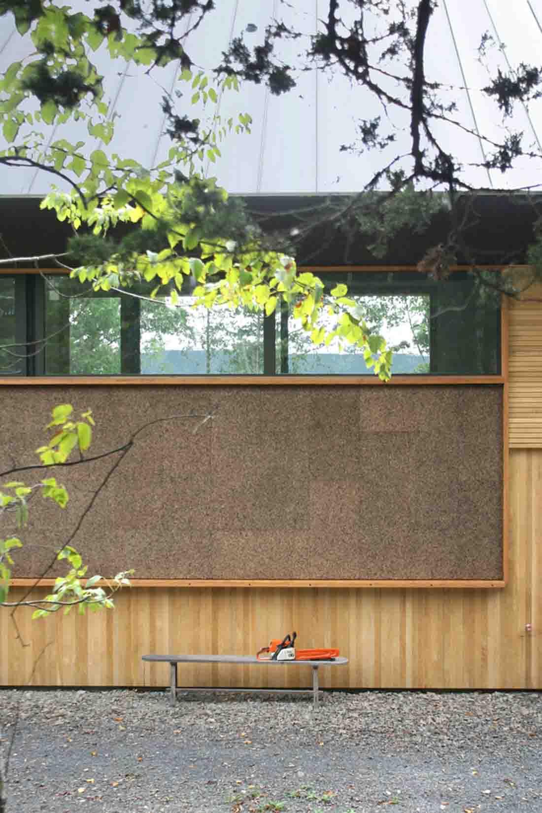 现代生态棚屋建筑设计|生态设计
