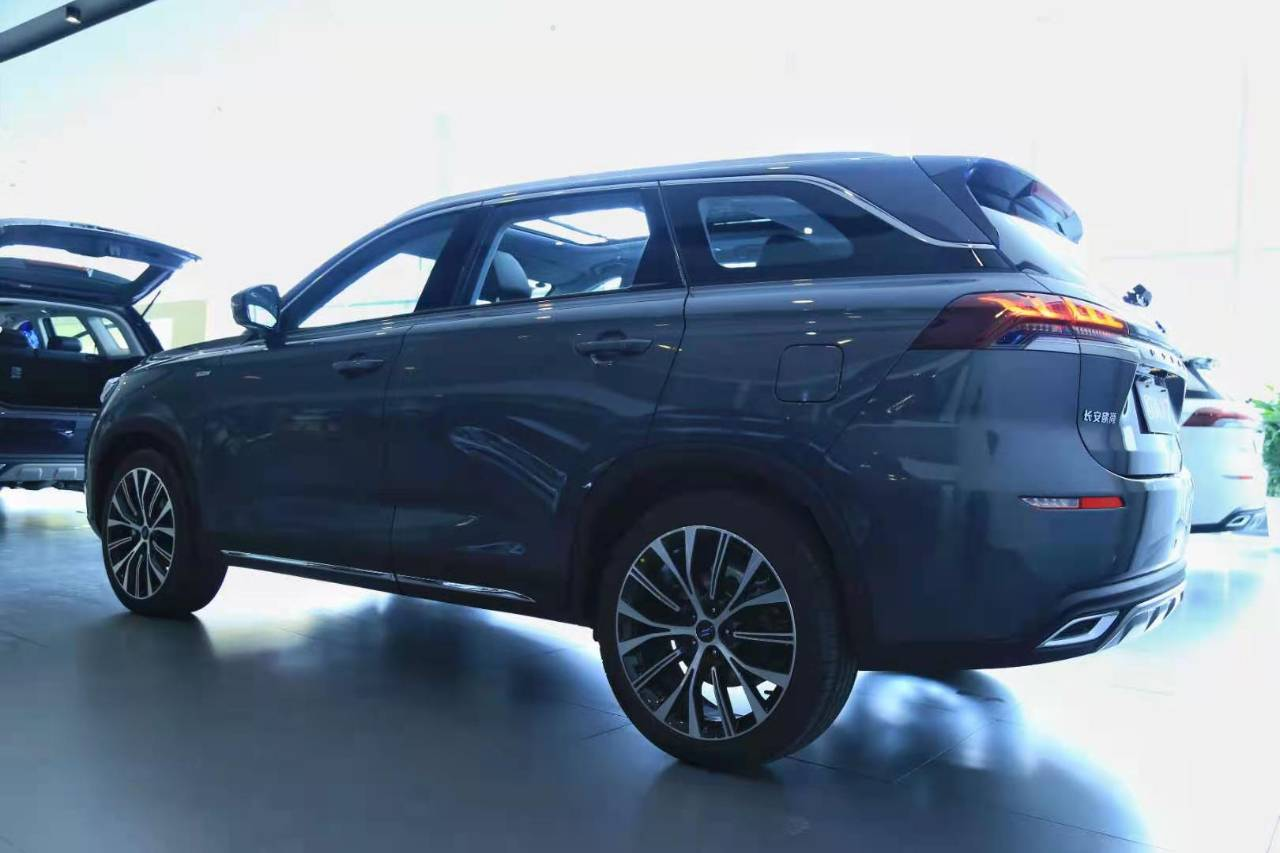 2021款长安欧尚X7:增配不加价 十万级精美都市SUV首选