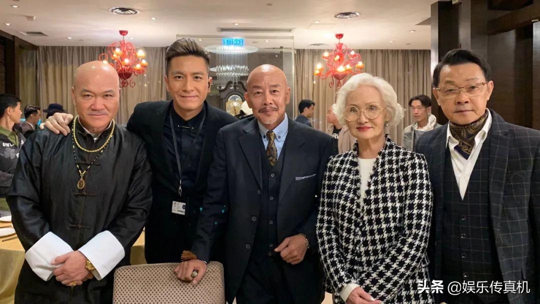 TVB剧《使徒行者3》挤进台庆档,这次应该没跑了吧?