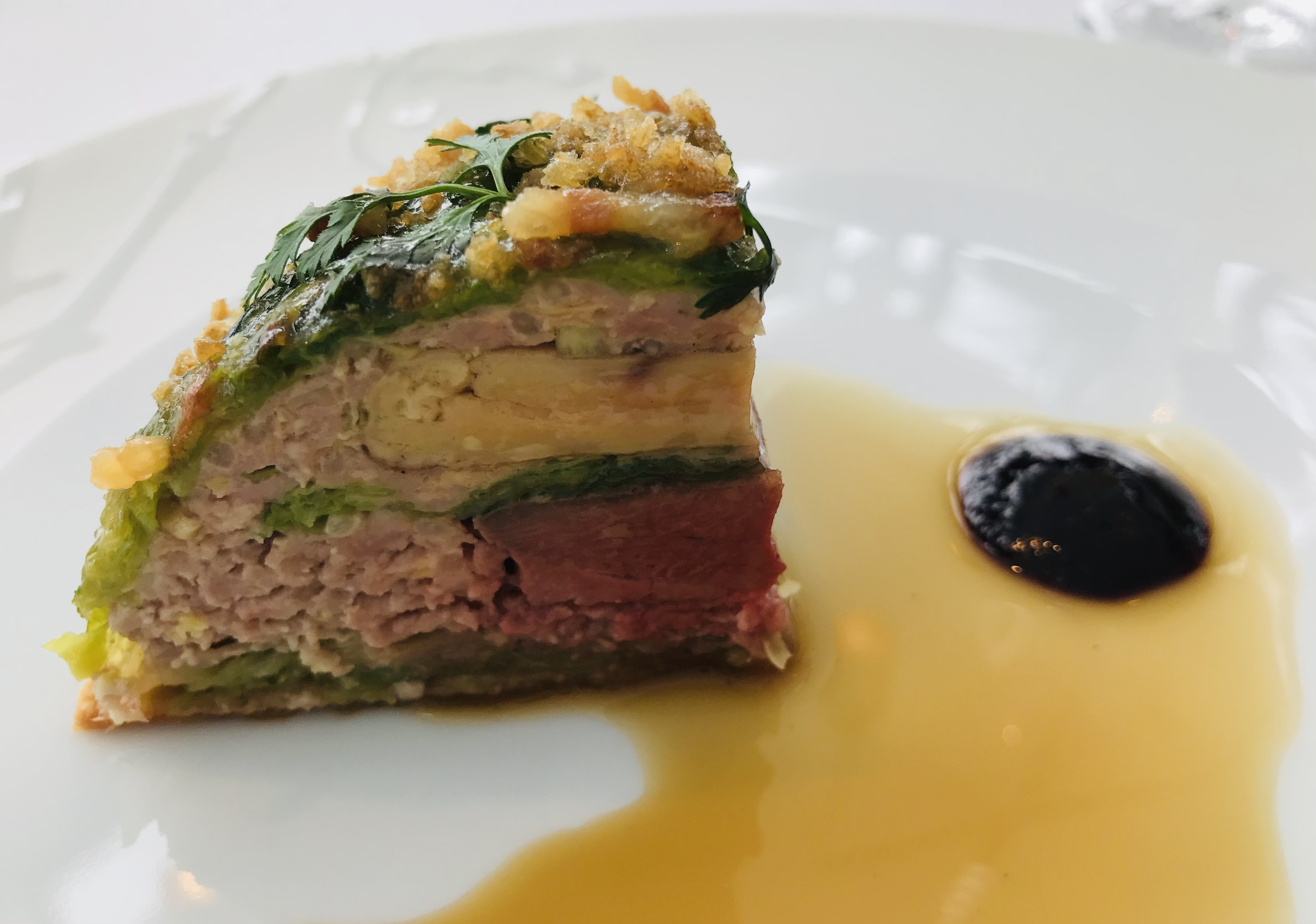 勃艮第邀请您来到 Maison Lameloise上海餐厅