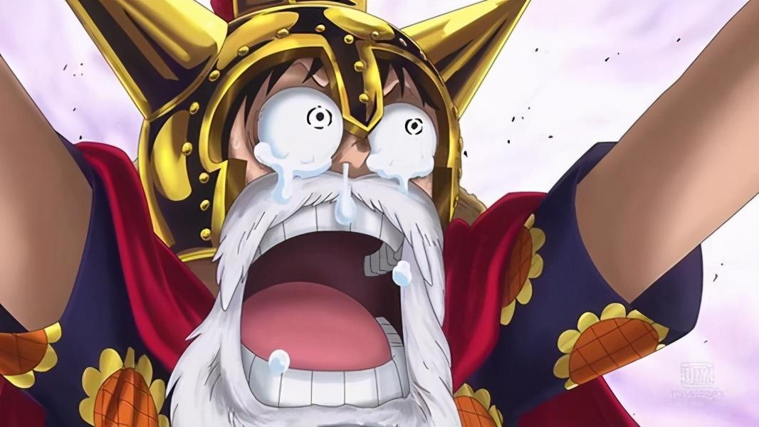 海賊王:羅傑在拉夫德魯笑了,但路飛抵達後,或許會哭出來