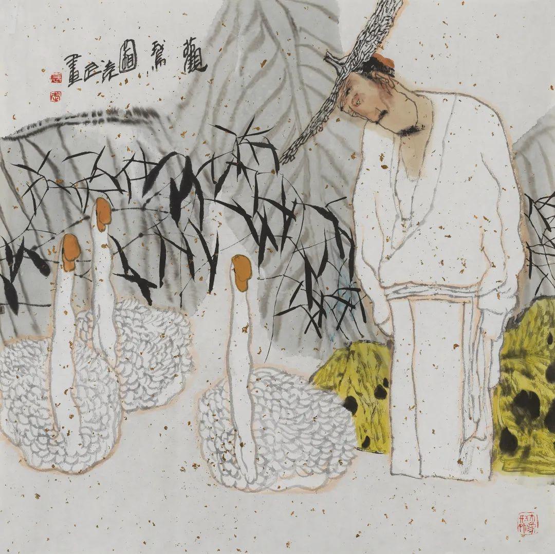 第五届网络拍卖会:韶华璀璨——当代绘画精品专场