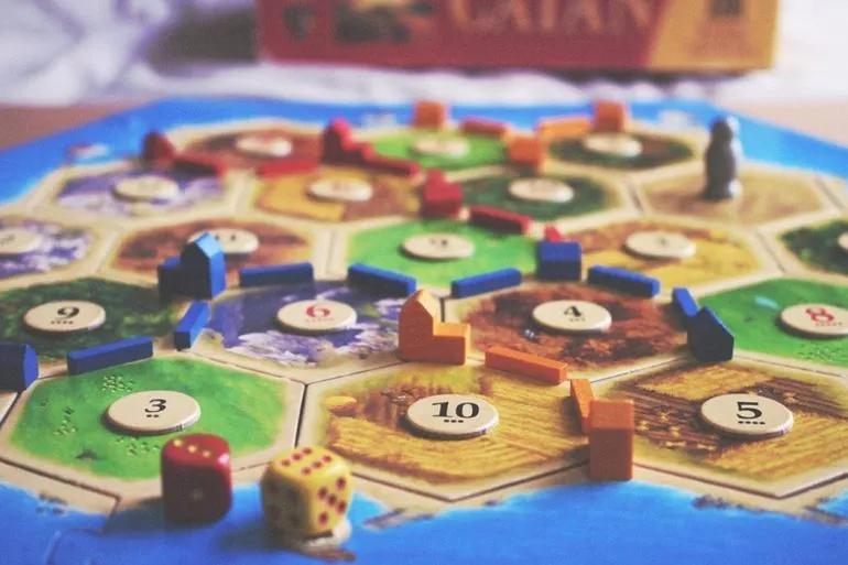 德国留学:德国娱乐·玩的那些事之桌游