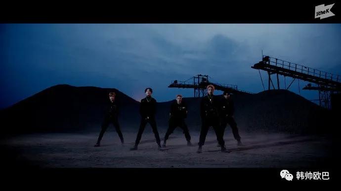 舞蹈很棒的FNC新人男团