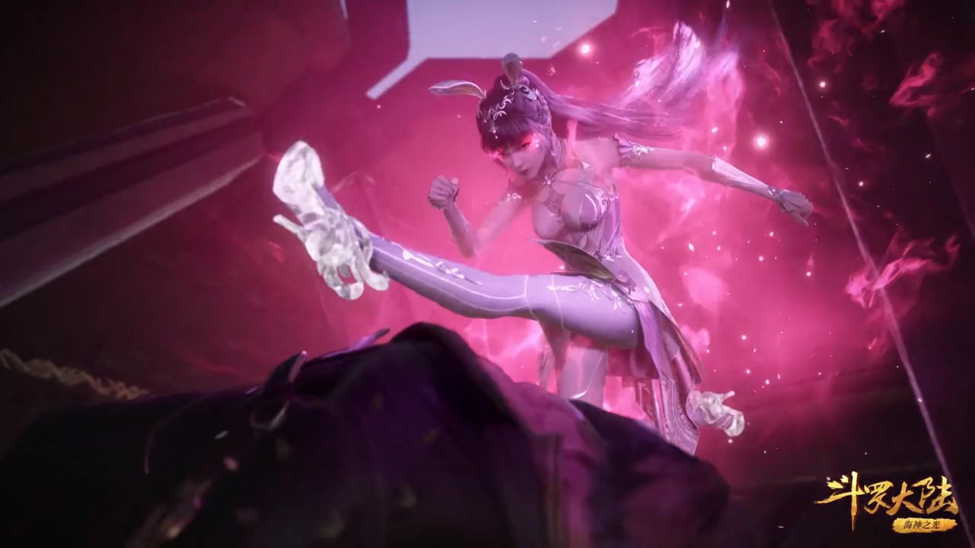 斗罗大陆:小舞获得了肉体,可以自由活动,这算是复活了吗?