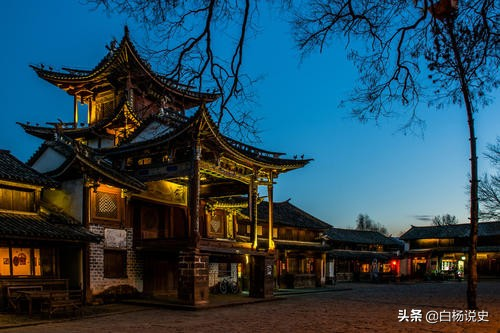陕北的戏台和戏台文化,陕北人的乡土根源