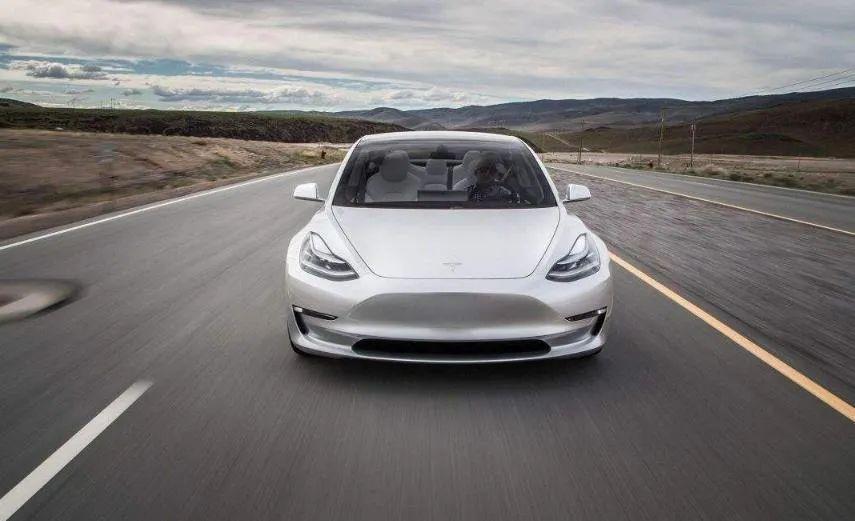 新能源的顶尖水平强手,续航超过600km才能和燃油车叫板