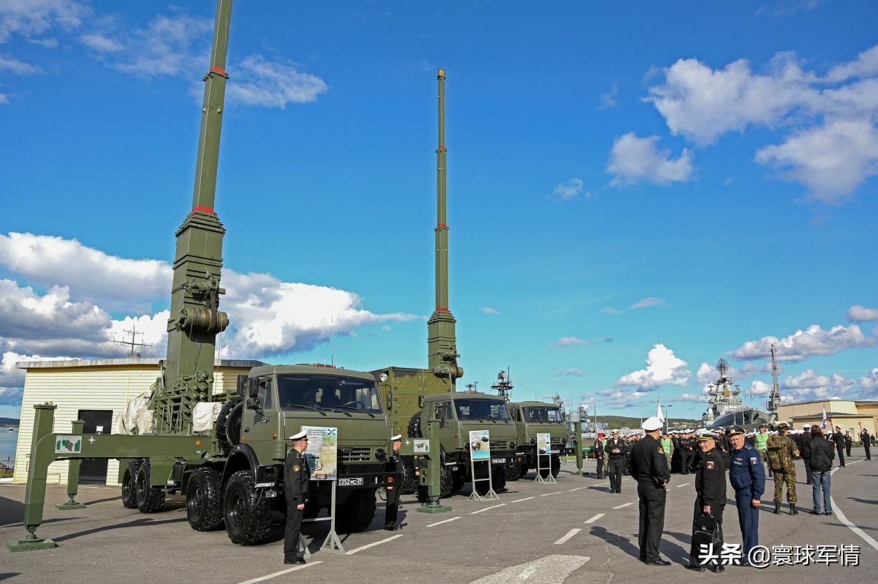 俄罗斯北极圈大秀电子战实力,5000公里范围内全部压制,克宫:禁止出口