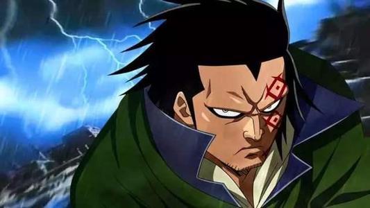 海賊王:龍被認為是世界最凶惡的罪犯,他的可怕之處體現在何處?