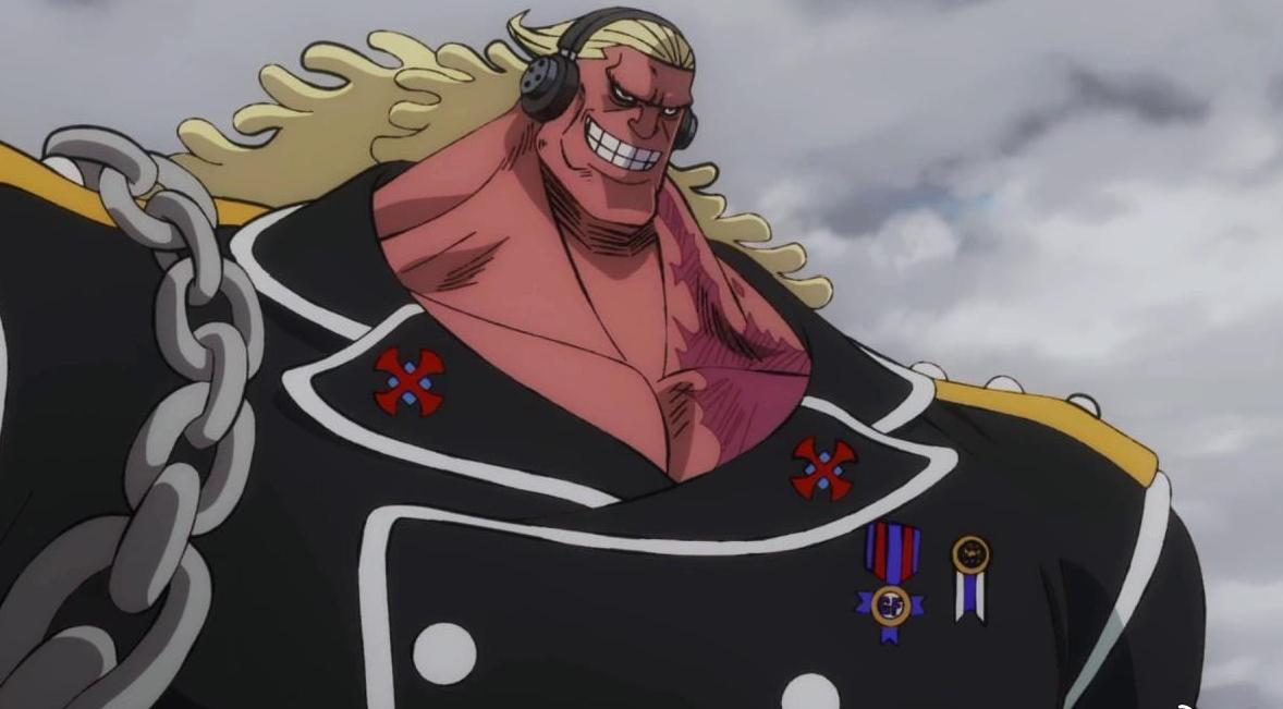 自由組合,海賊王中擁有組合能力的4顆惡魔果實,兩顆能變巨人