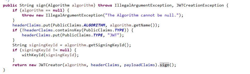 springboot 中使用JWT保护资源安全