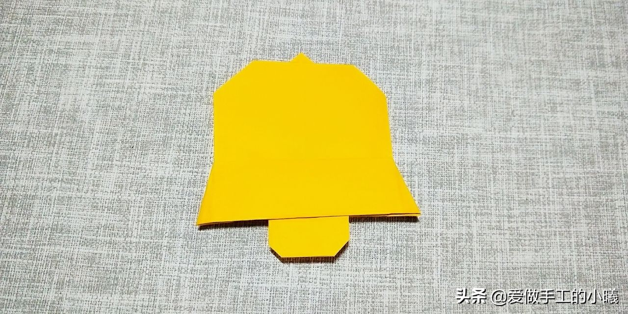 简单好玩的折纸教程 冰棍  钢琴 小金鱼 斧头 小床折纸