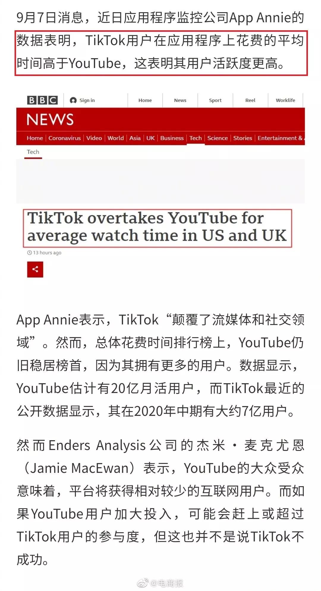 推特现新功能;TikTok远超YouTube?ist; 一周社媒大事件