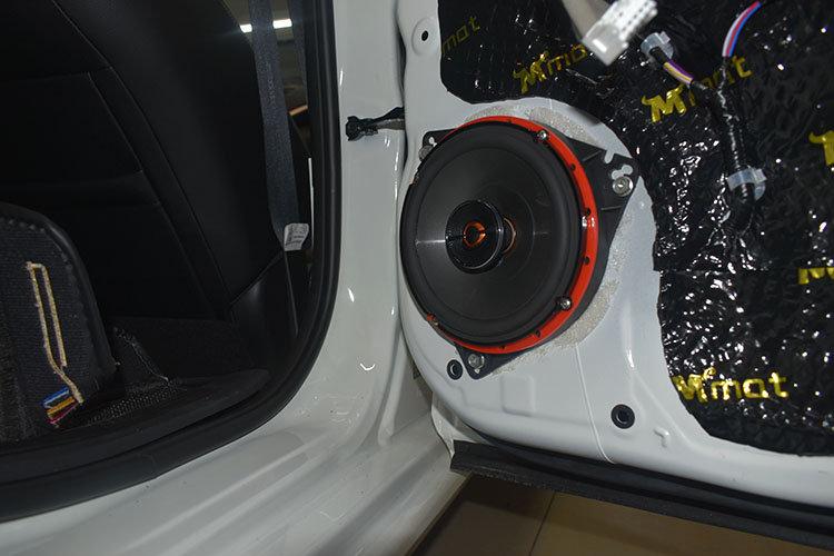 日产天籁汽车音响改装美国JBL 打造优美的聆听享受
