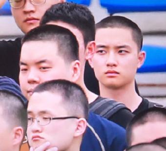 未退伍已有出演邀约,EXO都暻秀携手名品演员,复出作品已确定