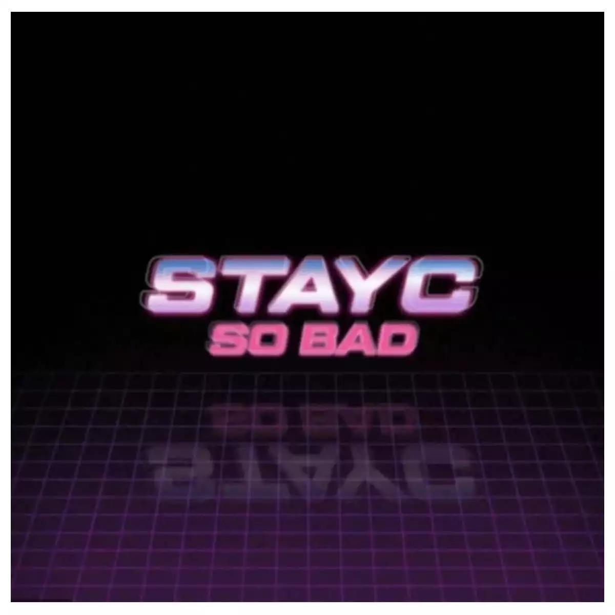新女团STAYC音源公开仅一天,专辑封面就遭下架更换?
