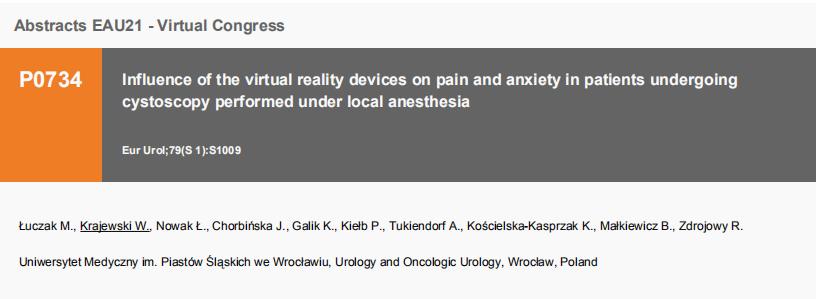 最新研究,通过VR体验可有效减少患者在医疗过程中的痛苦